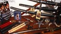 Tutta l'oggettistica samurai